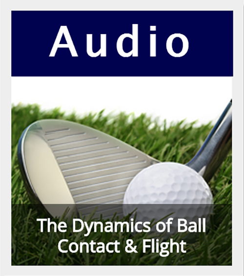 The Dynamics of Ball Contact & Flight