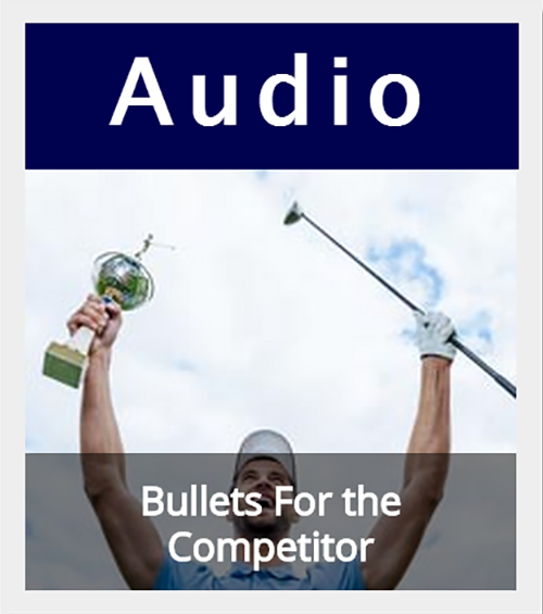 Bullets For the Competitor