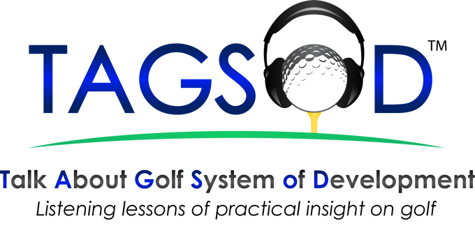 TAGSOD-Talk About Golf Cart Logo